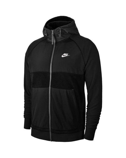 GIACCHETTO NERO Sweat-shirt Nike pour homme en coloris Black