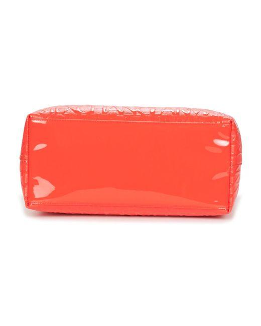 Armani Exchange Handtas in het Red