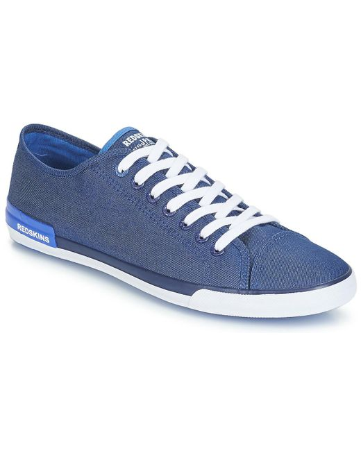 7afc0718 Frag Men's Shoes (trainers) In Blue