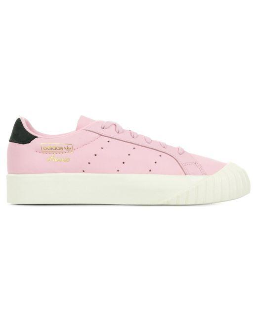 Baskets Everyn Adidas en coloris Pink