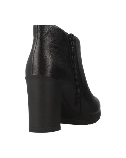 OVER 8 TUMBLED Boots Stonefly en coloris Black