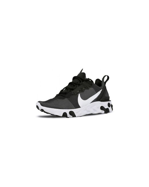 Basket REACT ELEMENT 55 Chaussures Nike pour homme en coloris Noir ...