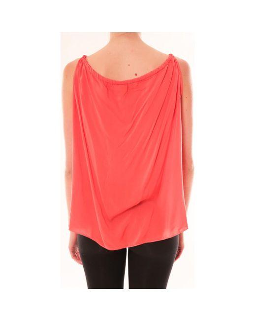 Debardeur HS-1019 Rose femmes Debardeur en rose Dress Code en coloris Pink