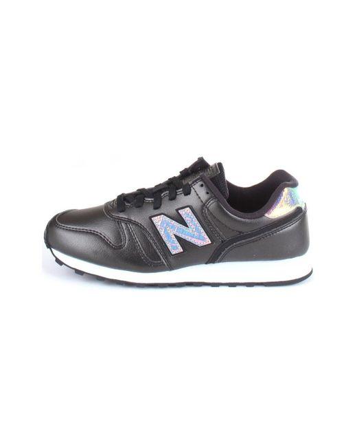WL373 Baskets Noir Chaussures New Balance en coloris Noir - Lyst
