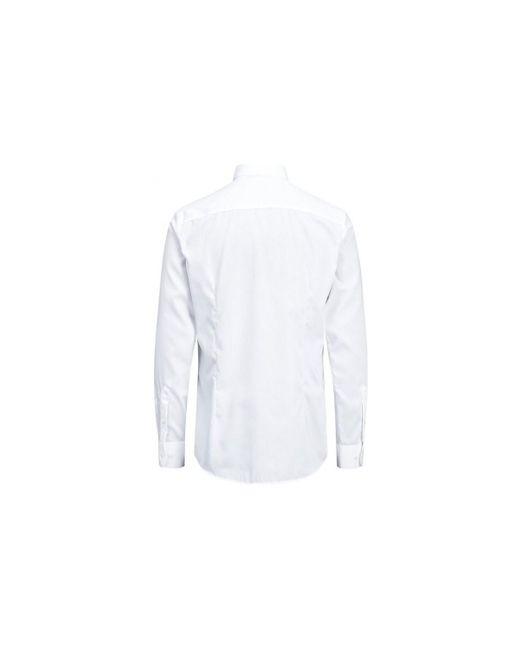 Jack Jones CHEMISE JACK JONES JPRNON 12125792 Chemise Jack & Jones pour homme en coloris White