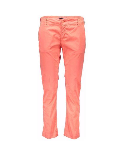 1401.414703 femmes Pantalon en rouge Gant en coloris Red