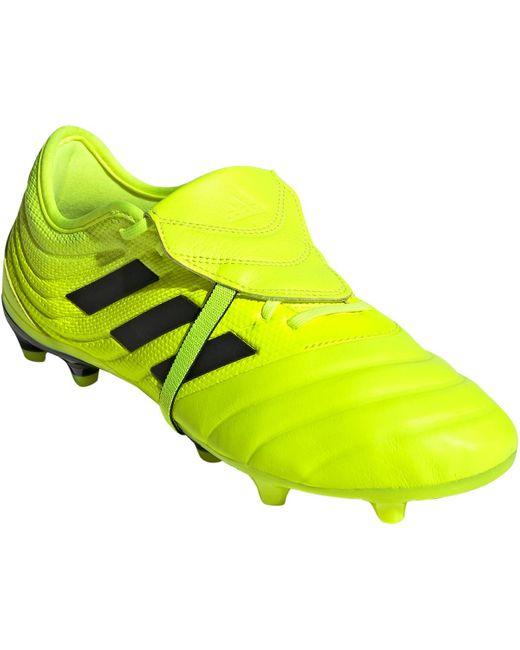 Copa Gloro 19.2 FG hommes Chaussures de foot en jaune adidas pour ...