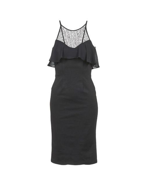 BCBGeneration - Athenais Women's Dress In Black - Lyst