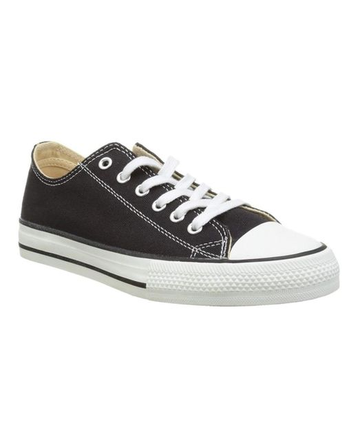 106550 f Chaussures Victoria en coloris Black