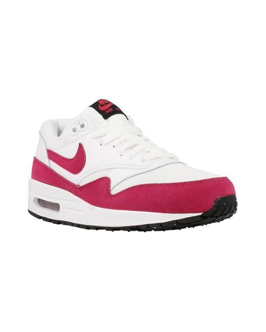 Nike | Wmns Air Max 1 Essential Women's Shoes (trainers) In White | Lyst