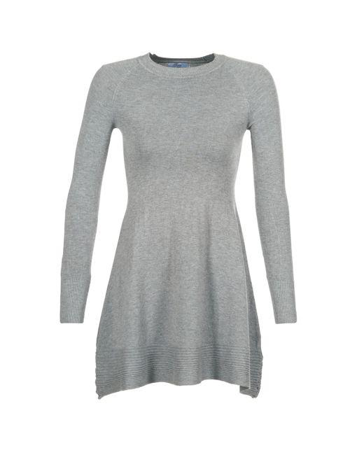 Betty London   Gray Heppif Women's Dress In Grey   Lyst