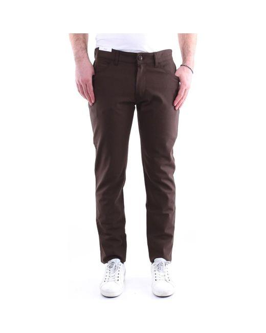 TO99DS05Z00STY PT Torino de hombre de color Brown