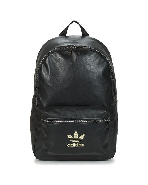 Adidas Rugzak Pu Bp in het Black voor heren