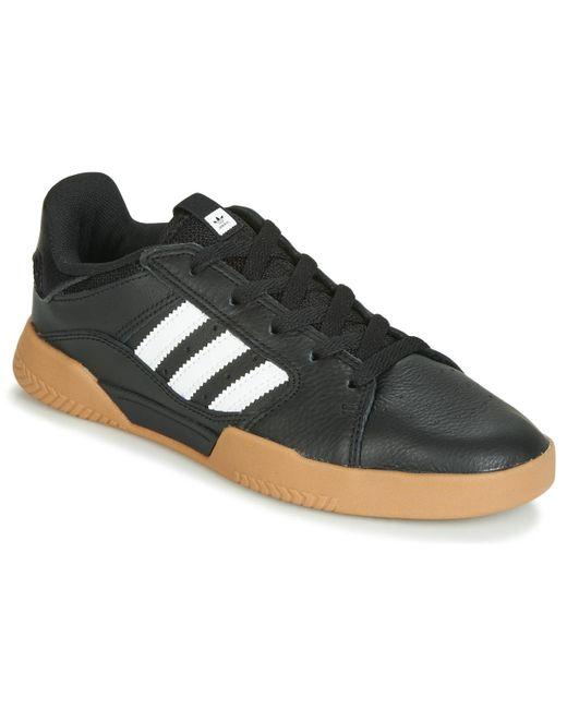 Adidas Lage Sneakers Vrx Low in het Black voor heren
