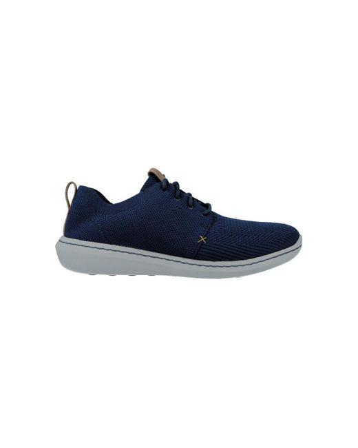 Clarks Blue Step Urban Mix Zapatos Casual De Hombre Slip-ons (shoes) for men