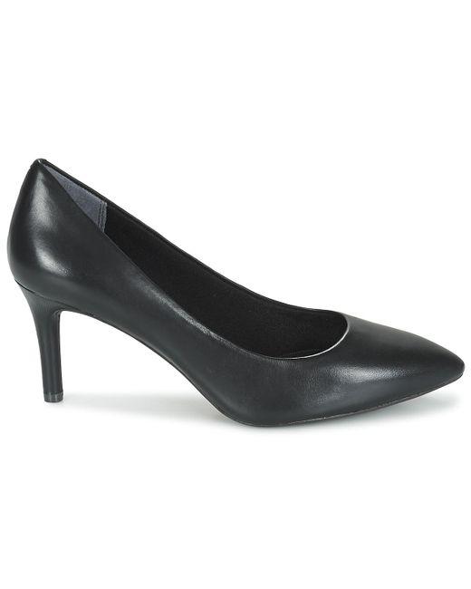 Chaussures escarpins TM75 PLAIN PUMP Rockport en coloris Black