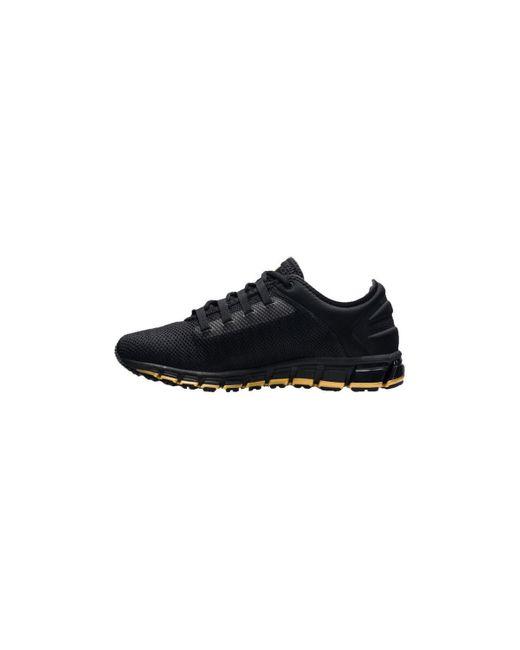 Baskets Homme Gel-quantum 180 3 Mx Noir/gold Chaussures Asics pour ...