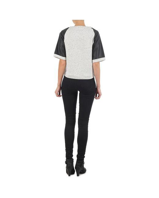 Brigitte Bardot Sweater Bb43025 in het Gray