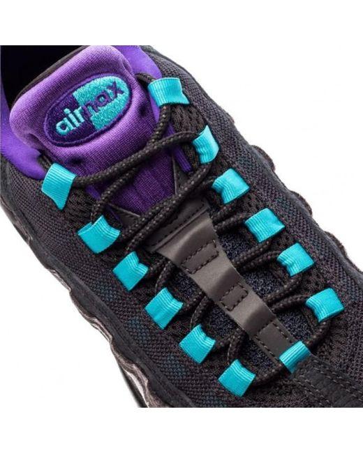 Nike Air Max 95 Lv8 Sneakers in het Black voor heren