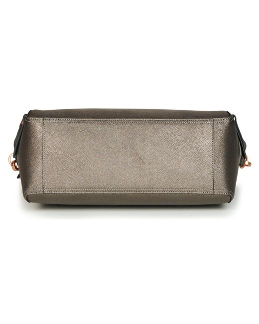 5002c08db3 ... Lyst Sabrina - Metallic Sofia Women s Handbags In Silver for Men ...
