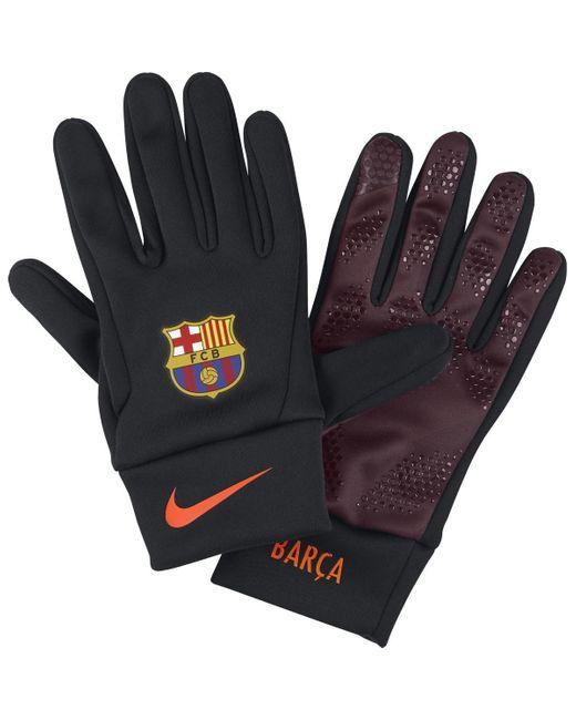 Gants Barcelone Stadium hommes Gants en Noir Nike pour homme en coloris Black