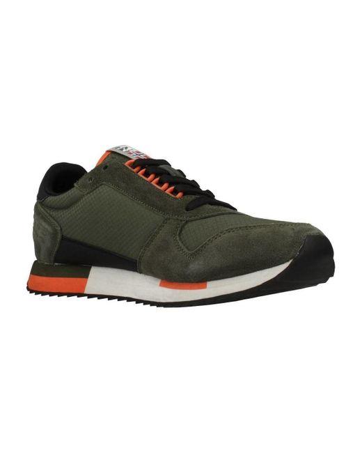Napapijri Lage Sneakers Gf2 Virtus in het Green voor heren