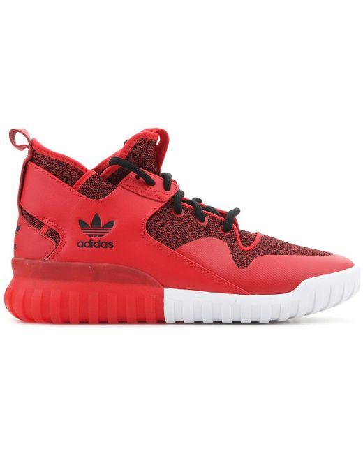 buy online 456f5 1fa34 tubular adidas rouge tubular adidas rouge  tubular adidas rouge Tubular X  S74929 hommes ...