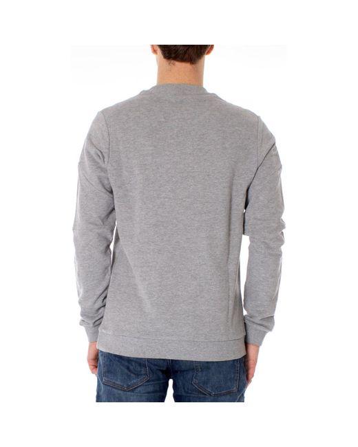 Jack Jones 12149010 Sweat-shirt Jack & Jones pour homme en coloris Gray