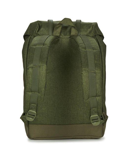 ... Lyst Herschel Supply Co. - Retreat Women s Backpack In Green for Men ... 6324e009e8