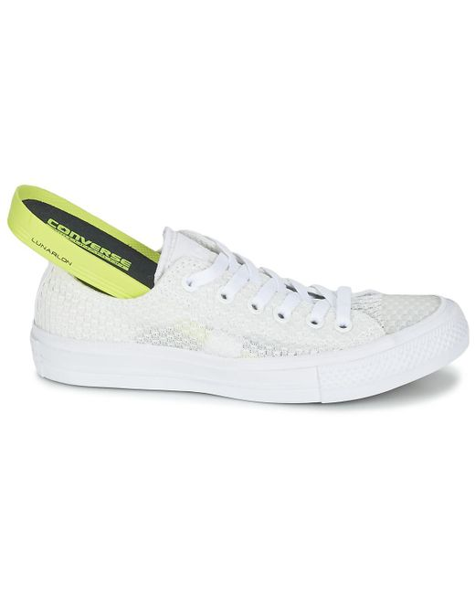 daa04b718a30 ... Converse - Chuck Taylor All Star Ii Festival Tpu Knit Ox Women s Shoes  (trainers) ...