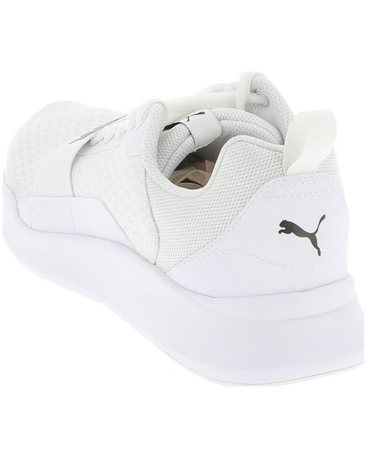 Wired white Chaussures PUMA pour homme