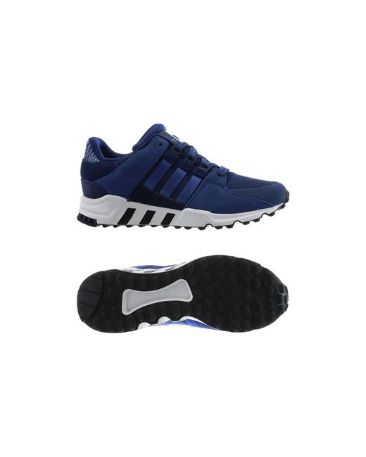 hot sale online c837c b021b ... Lyst Adidas - Equipment Support Rf Mens Shoes (trainers) In White for  Men ...