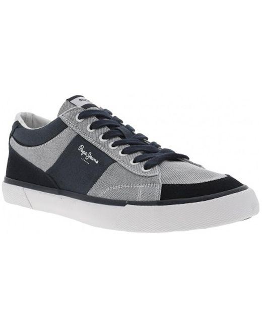 Chaussures Chaussures Pepe Jeans pour homme en coloris Blue