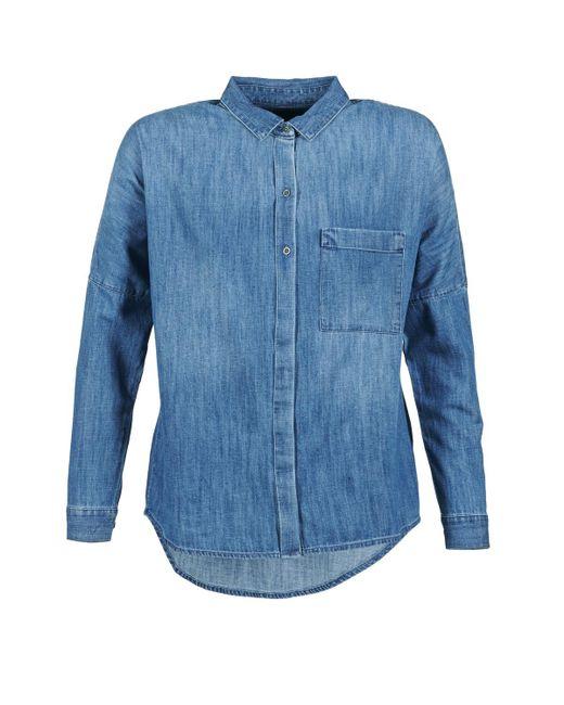 Esprit - Blue Gatralo Shirt - Lyst