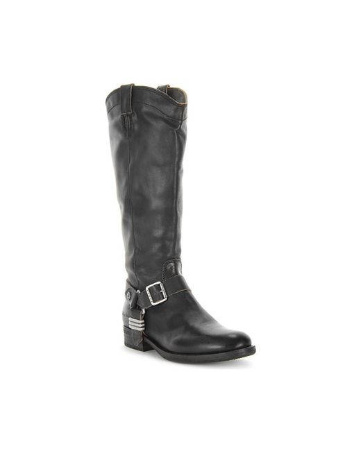 Tommy Hilfiger | Hudson 13a Women's High Boots In Black | Lyst