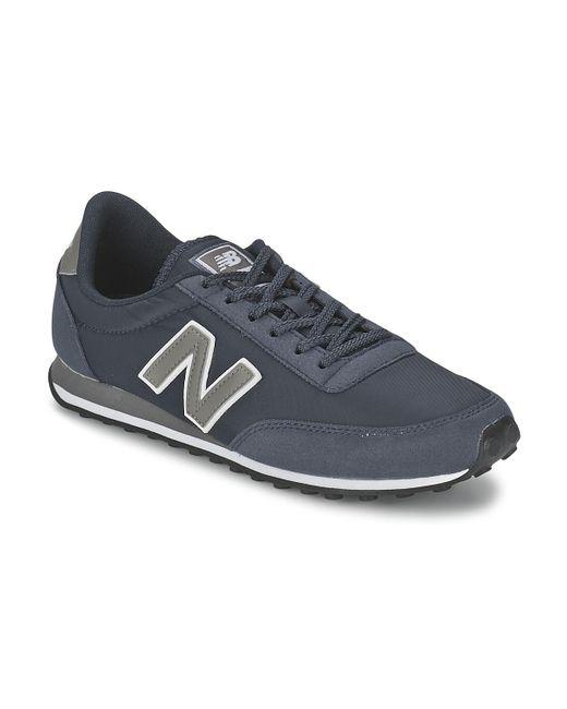 tout neuf a47e9 c98f2 U410 Men's Shoes (trainers) In Blue