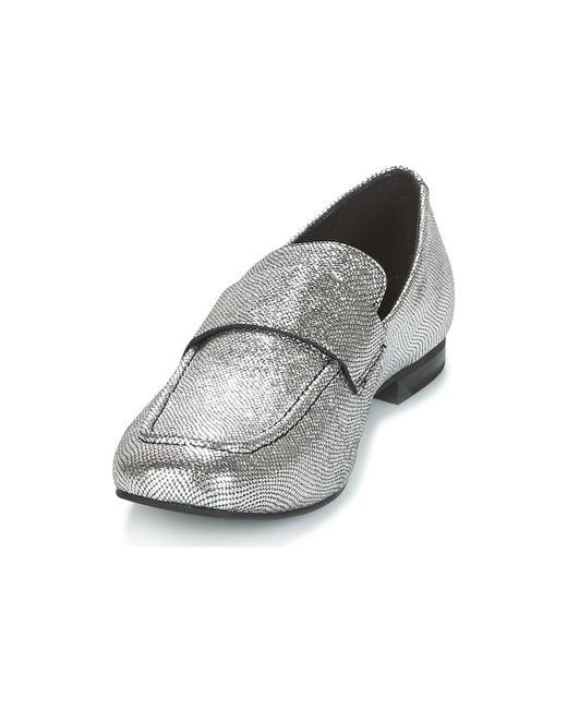 EVELYN Chaussures Vagabond en coloris Metallic