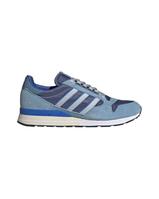 ZX 500 Chaussures Adidas pour homme en coloris Blue