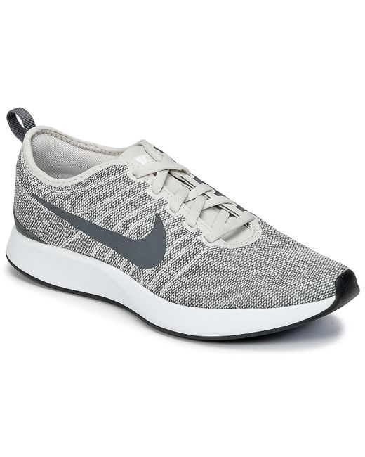 Nike   Gray Dualtone Racer W Women's Shoes (trainers) In Grey   Lyst
