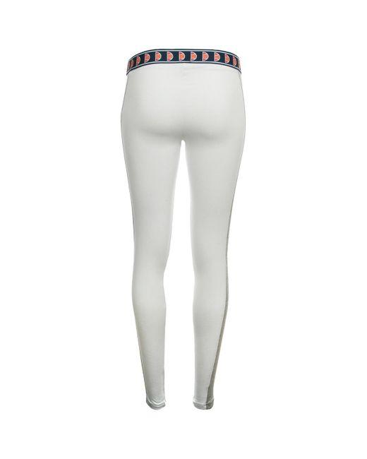 Legging Heritage femmes Jogging en blanc Ellesse en coloris White