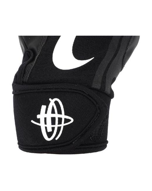 premium selection e818e 0a7a8 Huarache gants noir edge hommes Gants en Noir