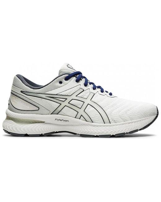 Reigning Champ Gel Nimbus 22 1021A516-020 Chaussures Asics pour homme en coloris White