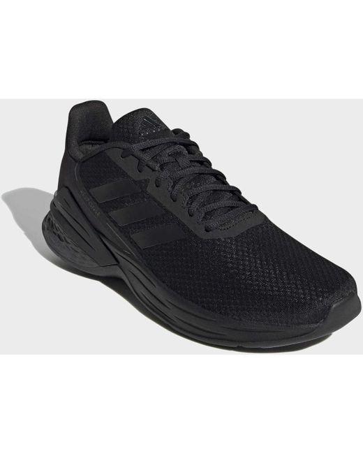 Baskets basses Chaussure Response SR Adidas pour homme en coloris Black
