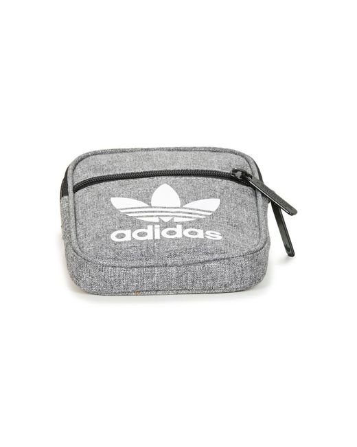 ... Lyst Adidas - Gray Fest Bag Casual Women s Pouch In Grey for Men ... c1773665f51d0