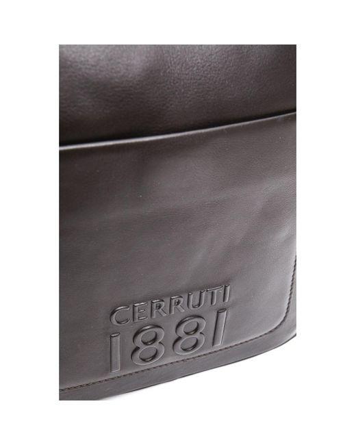 Sacoche Tremain Cerruti 1881 pour homme en coloris Brown