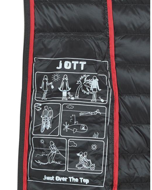 J.O.T.T Donsjas Cha in het Black