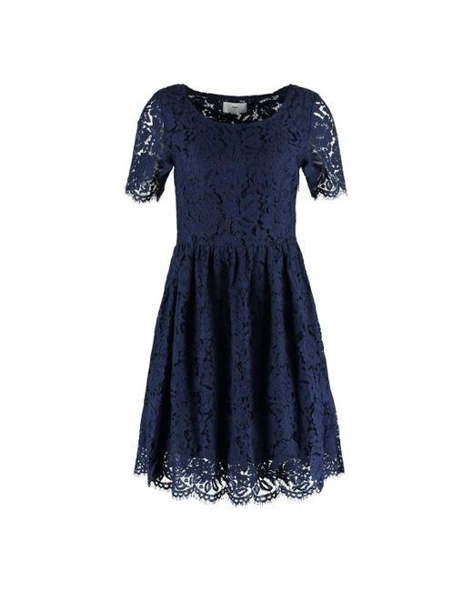 RENEE femmes Robe en bleu Minimum en coloris Blue