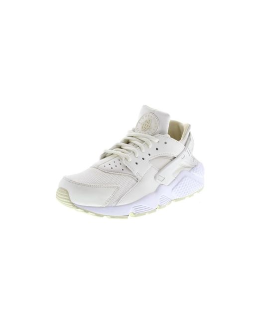 f4ae925f671fd ... Lyst Nike - White Air Huarache Run Women's Shoes (trainers) In  Multicolour ...