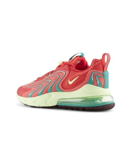 Air Max 270 React ENG Chaussures Nike pour homme en coloris Rouge ...
