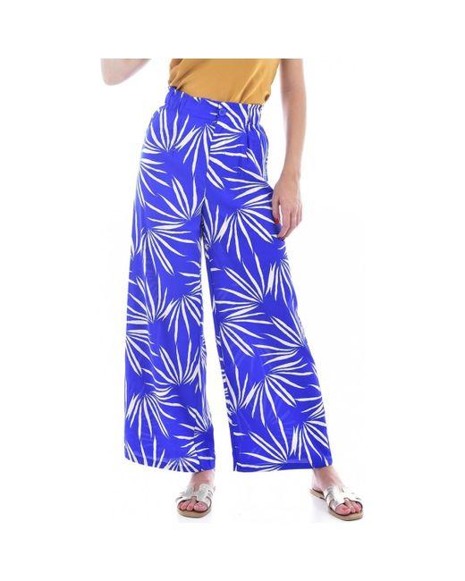 Pantalon 20142013 See U Soon en coloris Blue